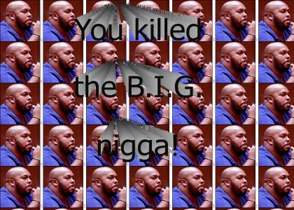Suge Knight was shot!