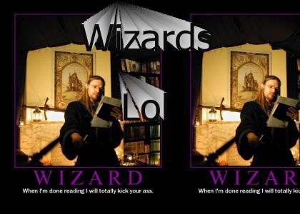 Wizards lol