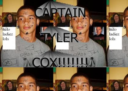 Captain Tyler Cox