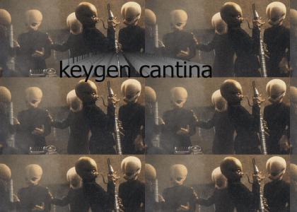 Keygen Cantina