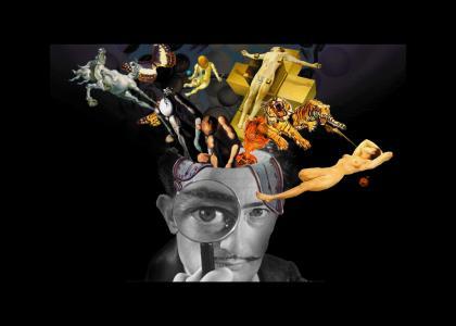 Salvador Dali's Mind