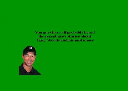 Tiger's Text Messages