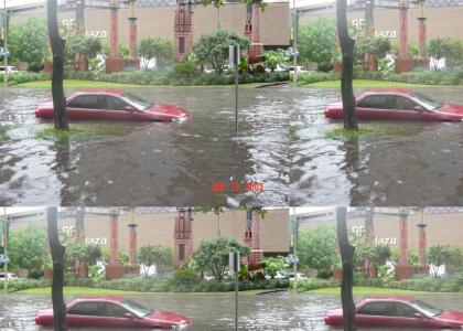 New Orleans is Sinking Man