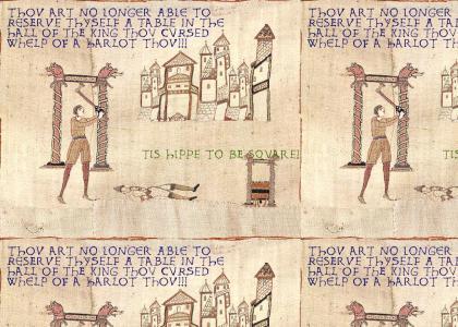 Medieval Patrick Bateman