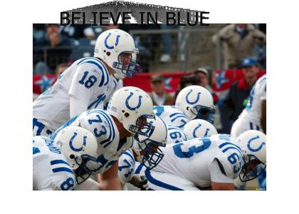 Indianapolis Colts - AFC Champs