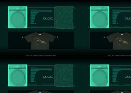 Metal Gear Pinkfloydshirt