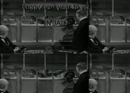 MERRY CHRISTMAS, MR POTTER!