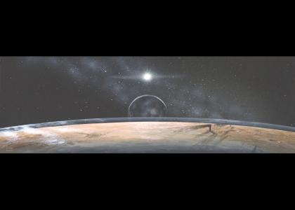 Farewell Planet Pluto