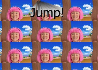 LazyTown: Jump!
