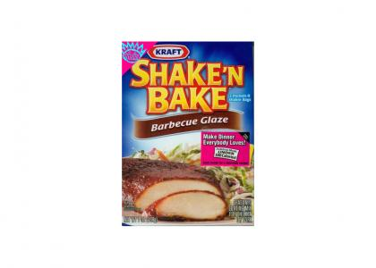 For Those About to Shake 'N Bake (We Remind You)
