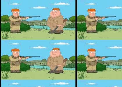 Peter Griffin is NOT Indestructible