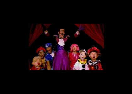LazyTown: Rise for Your Master!