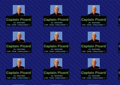 Captain Picard's Punch-Out