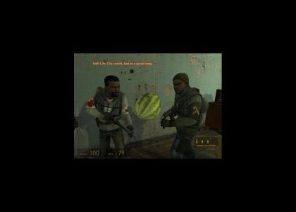 Half-Life 2 is racist