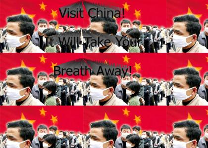 Visit china It takes your breath away
