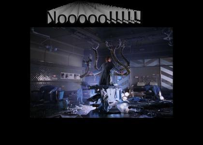 Doctor Octopus nooooo