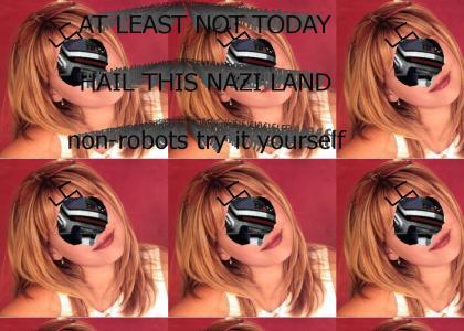 Hillary Duff Is A ROBOT NAZI!