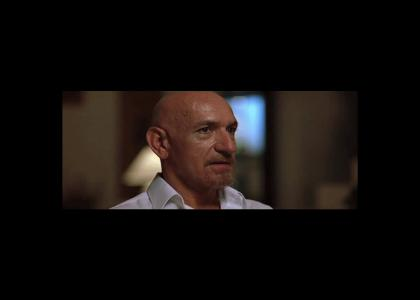 ben kingsley looks for purpose