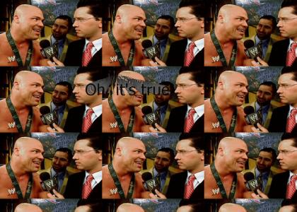 Kurt Angle: World's Greatest Living Comedian