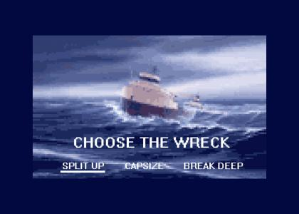 Wreck of the NES Fitzgerald
