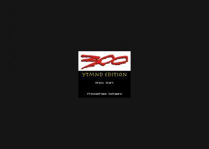 300TMND: NES style