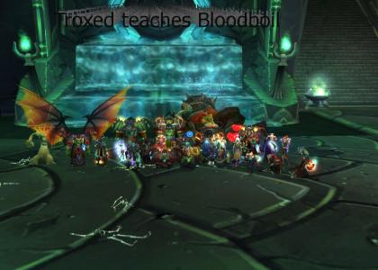 Fel Rage is Serious Business - Troxed