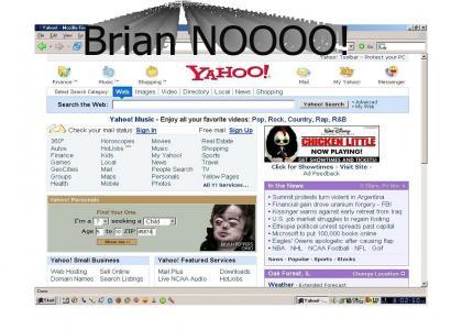 It's Brian again...