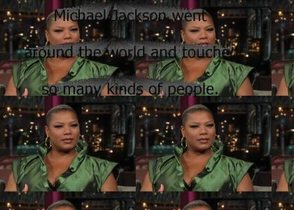 Queen Latifah Remembers Michael Jackson