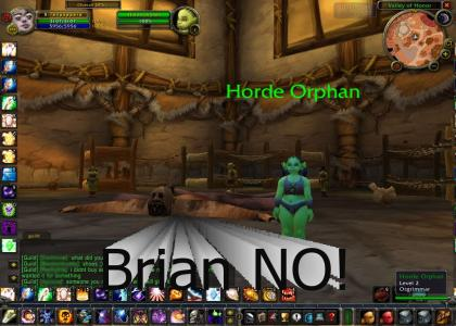 BRIAN PLAYS WoW !!!!!!!!!