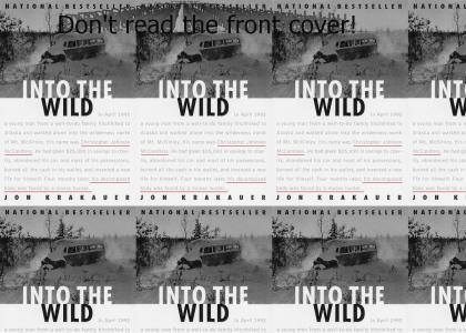 Into The Wild spoiler