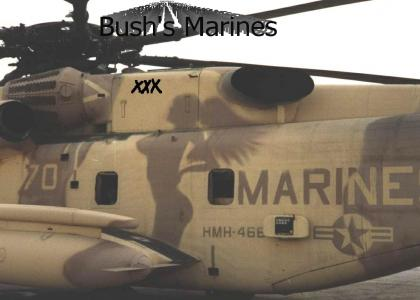 Bush's Marines (edited)