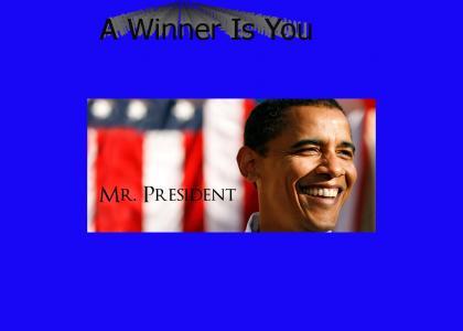 Your Winner