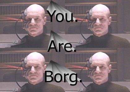 The Locutus Song