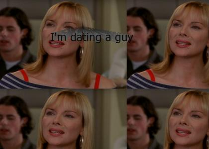 I m dating a guy...