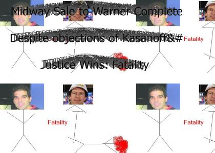 Justice is Served on Larry Kasanoff