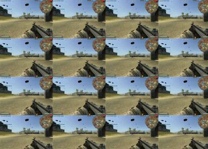 Random Battlefield 2 Moment