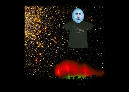 Total eclipse of the Pinkfloydshirt