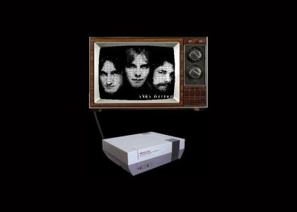 Rush: the game, on NES