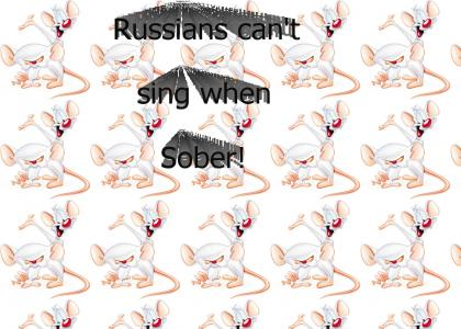 Russians can't sing