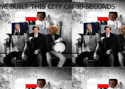 Jefferson POLEND PLANE Presents We built this city on POLAND (VOTE 58!)