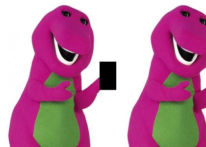 Barney gets censored!!!