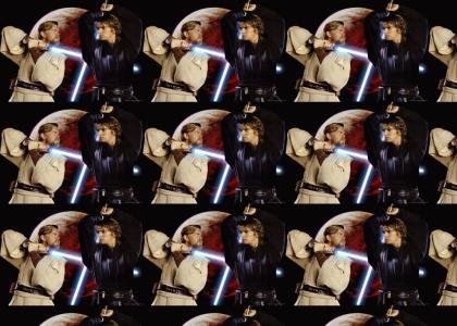 Face/Off: Anakin vs Obi-Wan