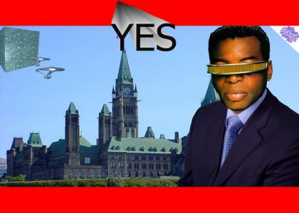 IS CANADA READY FOR A BLACK PRIME MINISTER?