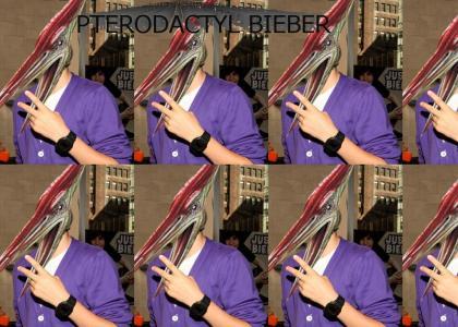 PTERODACTYL BIEBER