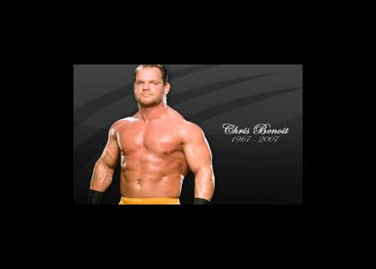 Chris Benoit 1967-2007