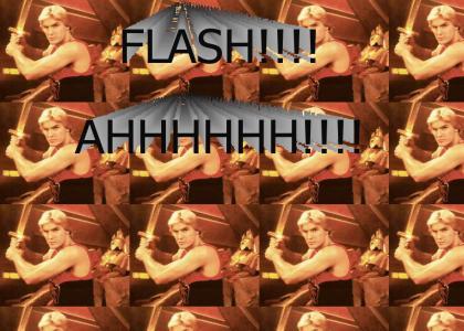 FLASH Ahhhhhhhhh!