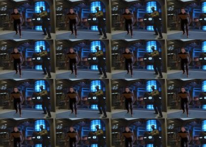 Epic Geordi and Data