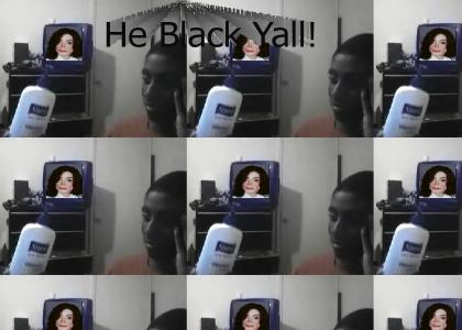 PJ IS BLACK
