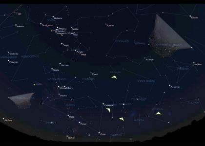 The Night Sky Has Blessed Us With New Constellations