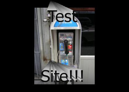 TEST SITE -Dont VOTE! (new fad?)